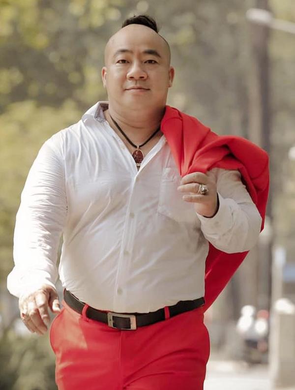 Diễn viên Hiếu Hiền. Ảnh: Lý Võ Phú Hưng.