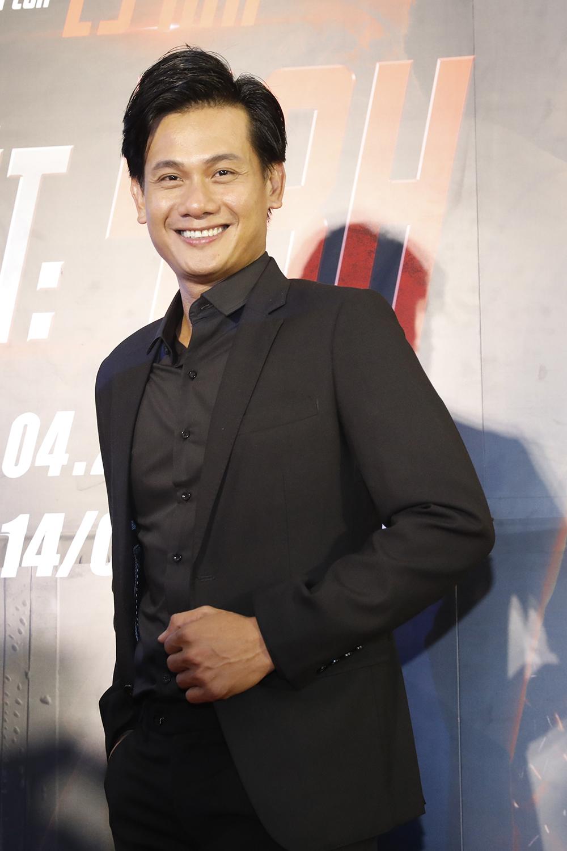 Võ Thành Tâm cho biết khi hay tin Lý Hải casting cho vai diễn, từ Mỹ, anh quay video tập võ thuật