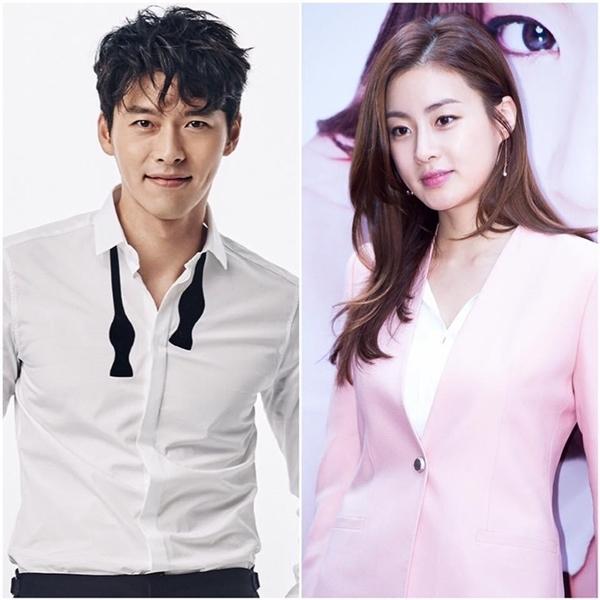Cuộc tình của Kang Sora và Hyun Bin từng vấp phải sự phản đối của người hâm mộ. Ảnh: Naver.