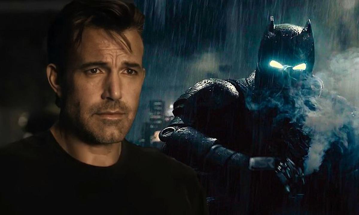 Ben Affleck đóng Batman trong Batman v Superman: Dawn of Justice, Justice League và Suicide Squad. Ảnh: Screenrant.