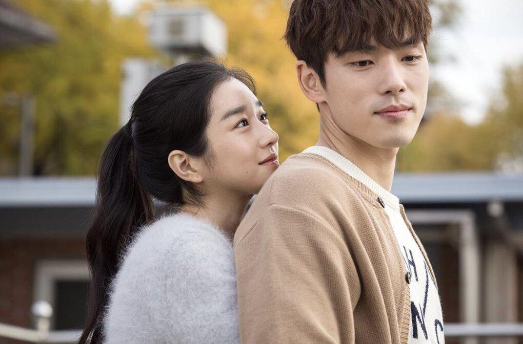 Seo Ye Ji và Kim Jung Hyun đóng chung  Stay With Me năm 2018. Ảnh: Naver.