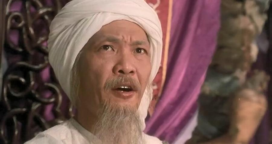 Vương Chung trong phim Trạng nguyên Tô Khất Nhi của Châu Tinh Trì. Ảnh: HK01.
