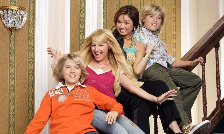 Đến năm 2002, cô ký hợp đồng với Disney và tham gia nhiều chương trình của hãng phim. Cô gây chú ý với vai tiểu thư gia đình siêu giàu London Tipton trong series The Suite Life of Zack & Cody (2055).Theo NY Times, vai diễn ghi dấu