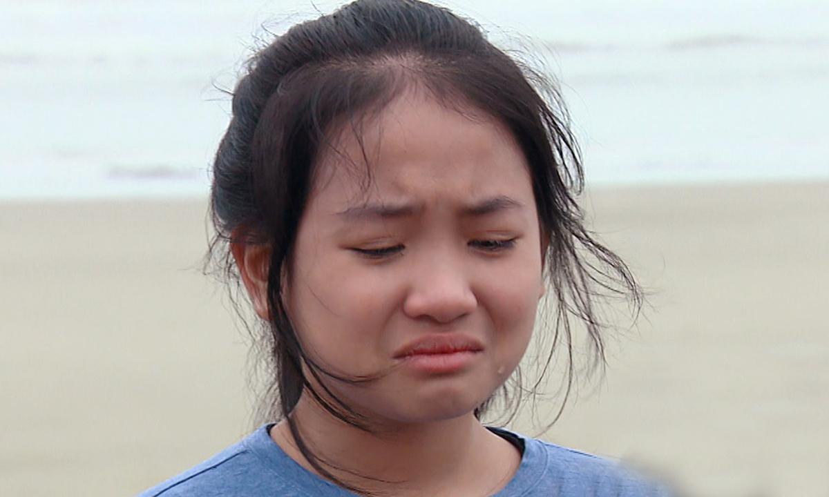 Hà Anh đóng Phương Nam lúc nhỏ. Ảnh: VFC.