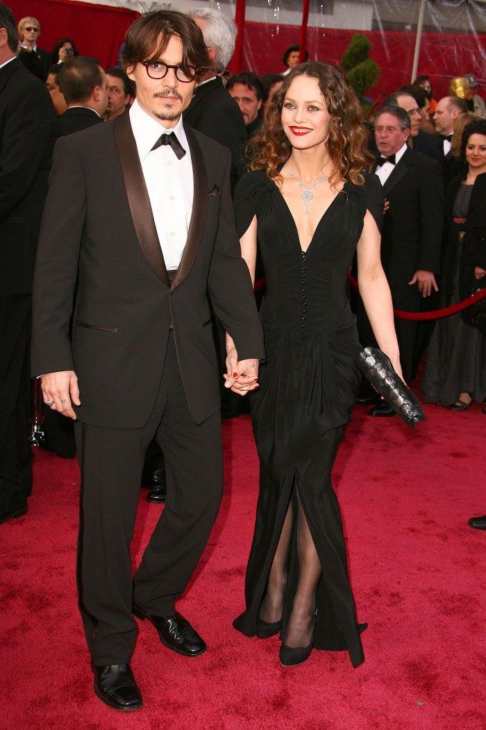 Năm 1008, Johnny Depp and Vanessa Paradis;Ảnh: WireImage.