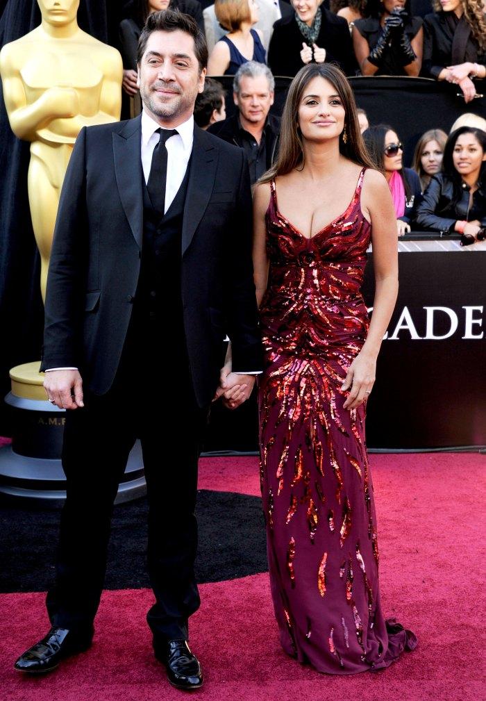 Vợ chồng Javier Bardem and Penelope Cruz Ảnh: WireImage.