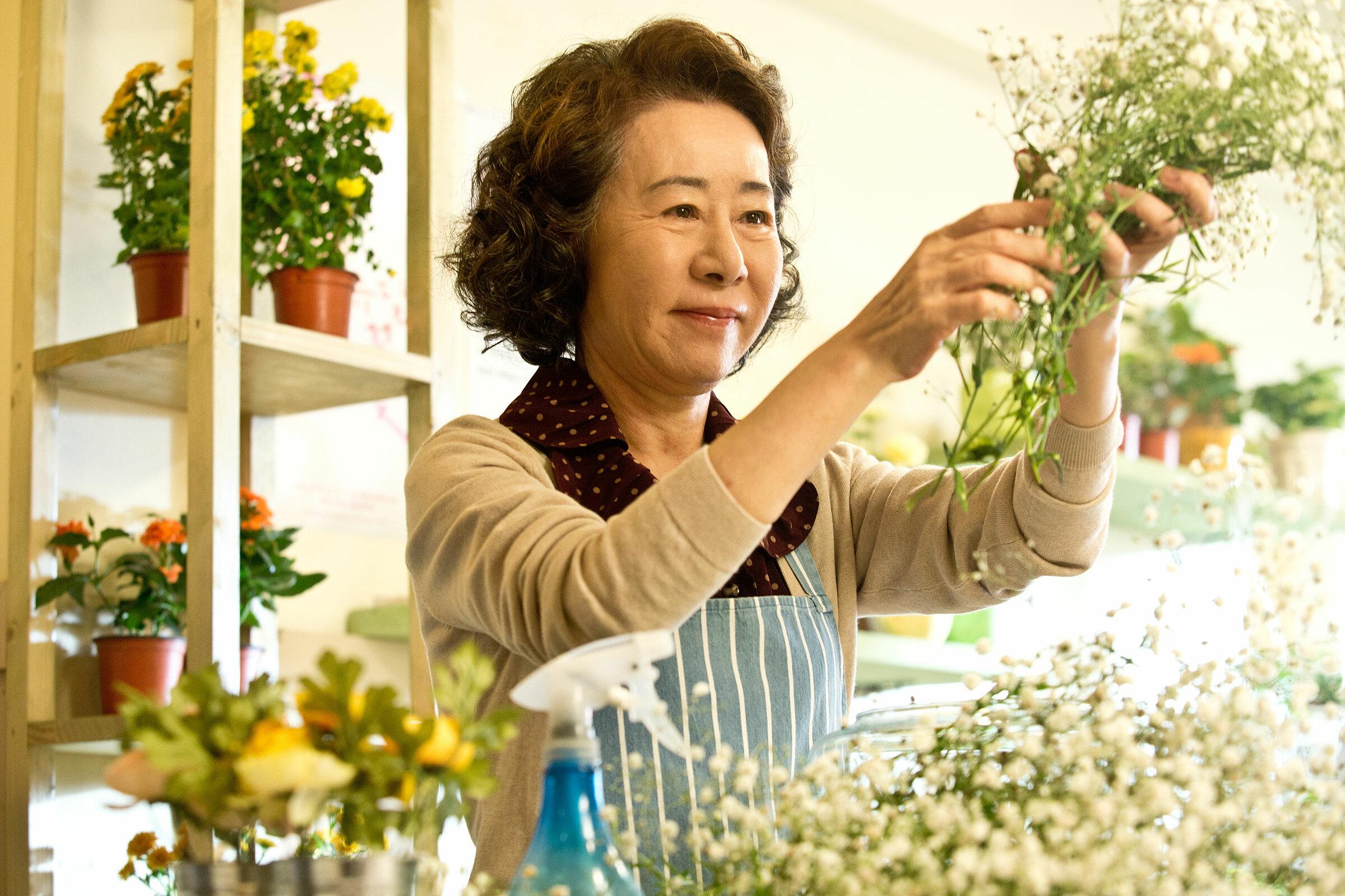 Từ sau ly hôn năm 1987, bà Youn không yêu đương hay kết hôn mà dành mọi thời gian cho nghệ thuật.