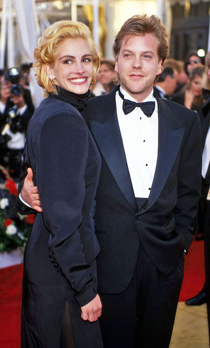 Cùng năm, Julia Roberts and Kiefer Sutherland