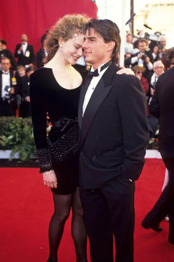 Nicole Kidman và Tom Cruise từng có khoảnh khắc đẹp bên nhau cũng trên thảm đỏ này.