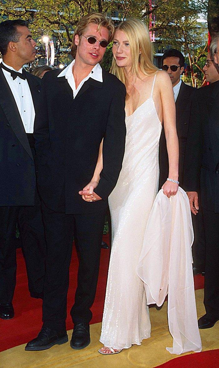Năm 1996, Brad Pitt and Gwyneth Paltrow