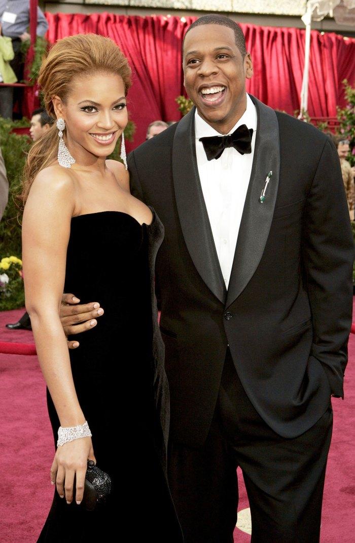 Năm 2005, Beyoncé and Jay Z Ảnh: WireImage.