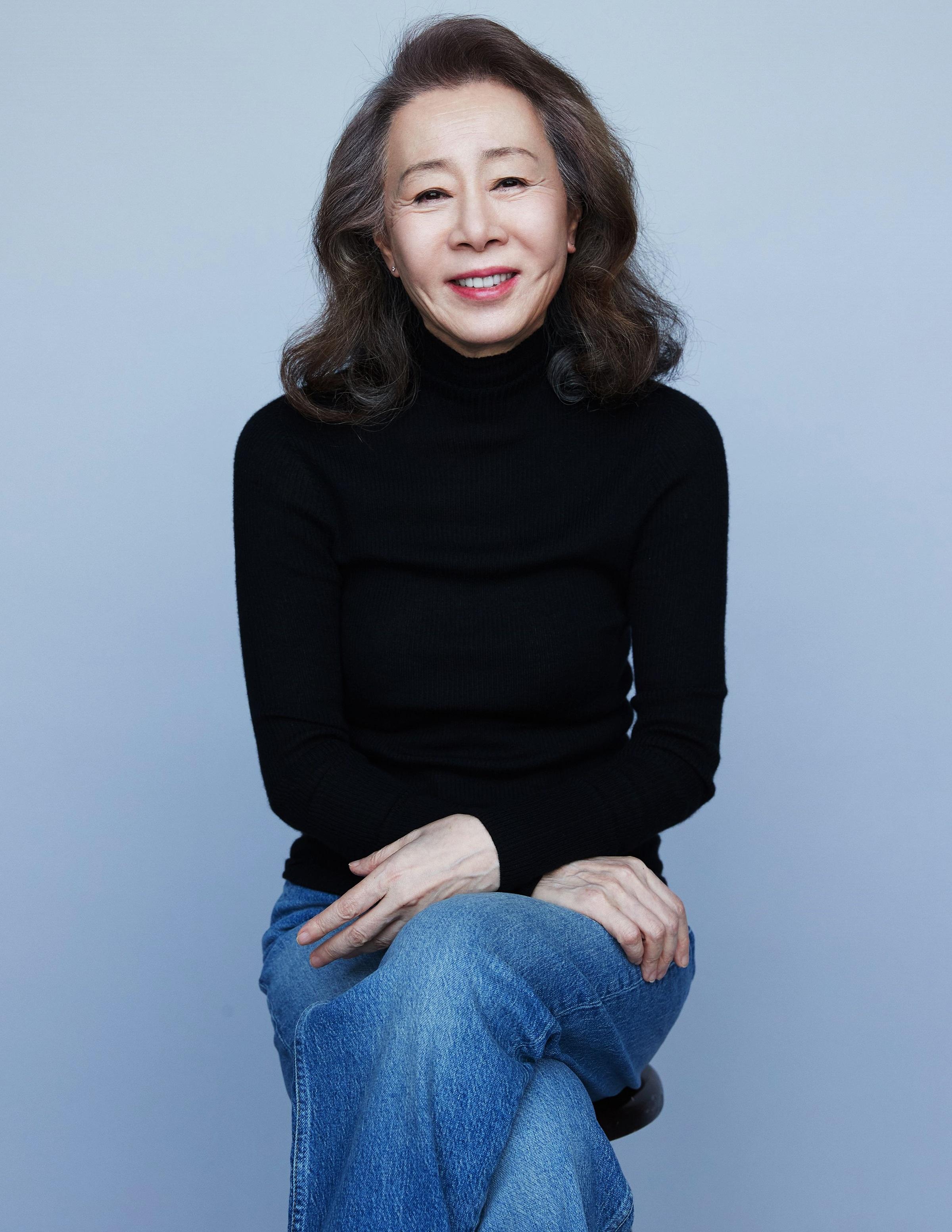 Youn Yuh Jung là đại thụ của điện ảnh Hàn với 55 năm diễn xuất. Ảnh: Hook Entertainment.