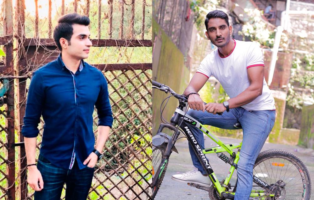 Dinesh Kirar (phải) và Romit Sardana chọn về quê tìm việc mưu sinh, thay vì theo đuổi nghiệp diễn xuất. Ảnh: Chain2.