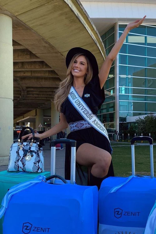 Người đẹp Argentina - Alina Luz Akselrad.