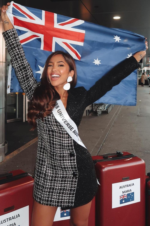 Người đẹp Australia 2020 - Maria Thattil.