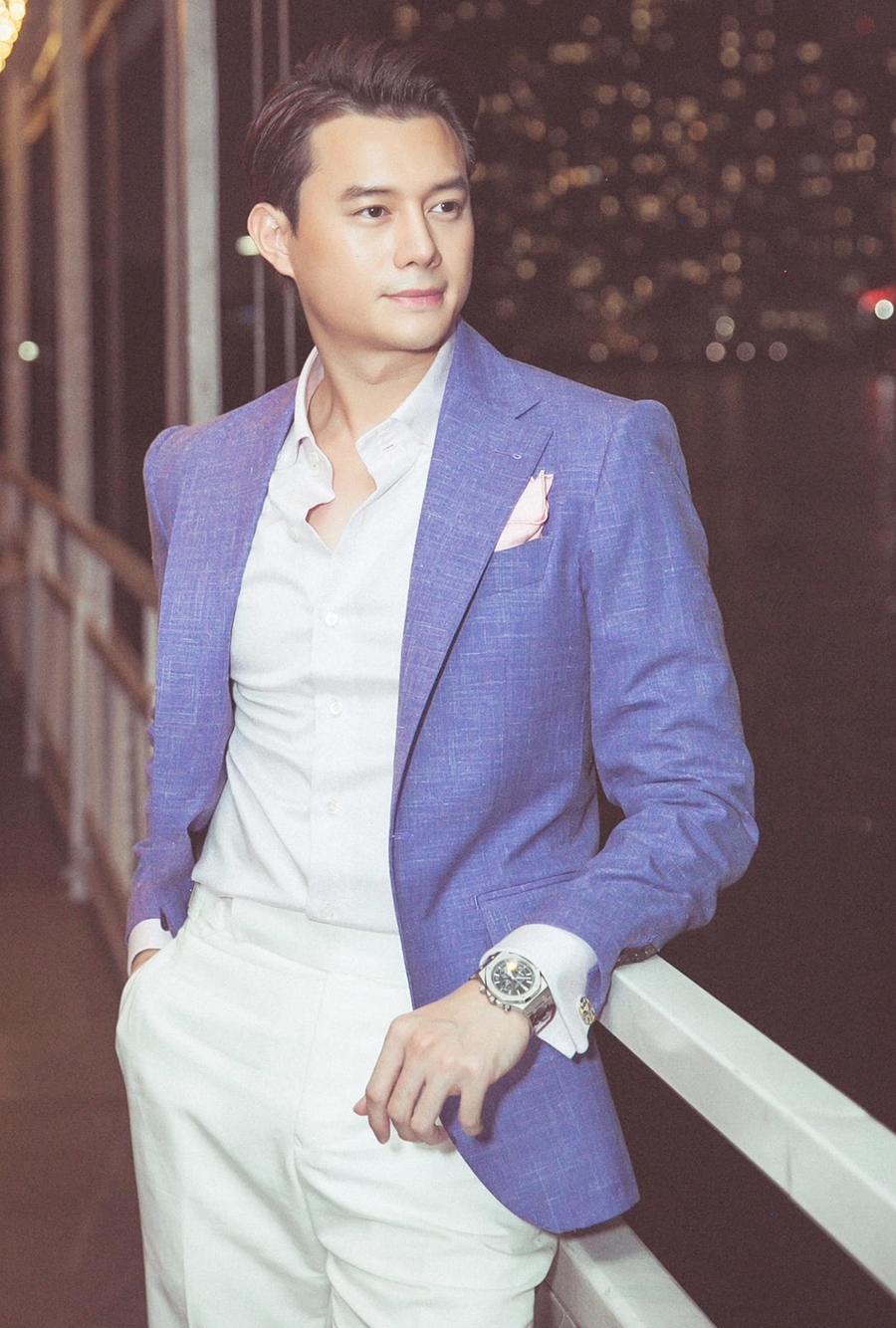Phong cách của bạn trai Trương Ngọc Ánh - 3