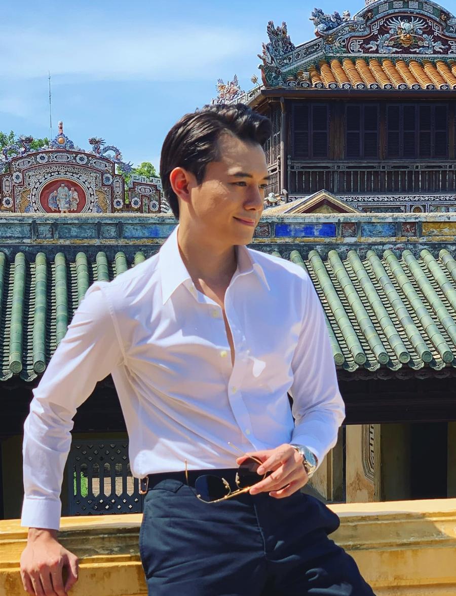 Phong cách của bạn trai Trương Ngọc Ánh - 4