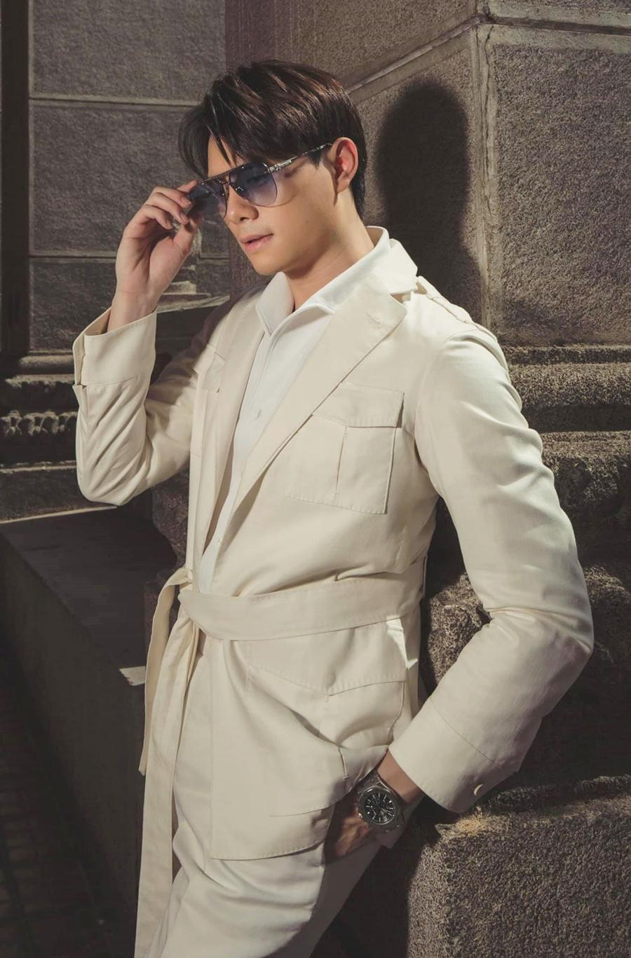 Phong cách của bạn trai Trương Ngọc Ánh - 5
