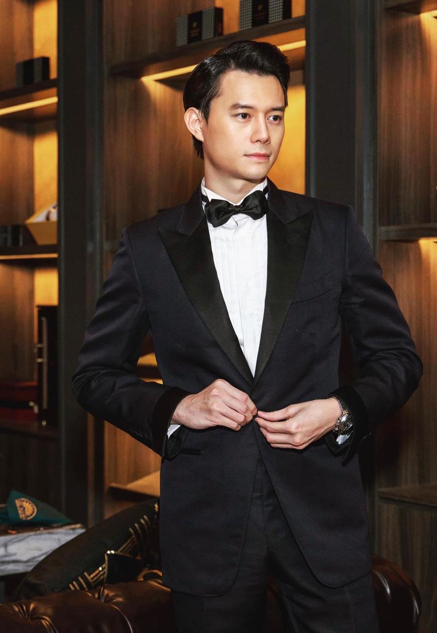 Phong cách của bạn trai Trương Ngọc Ánh - 7