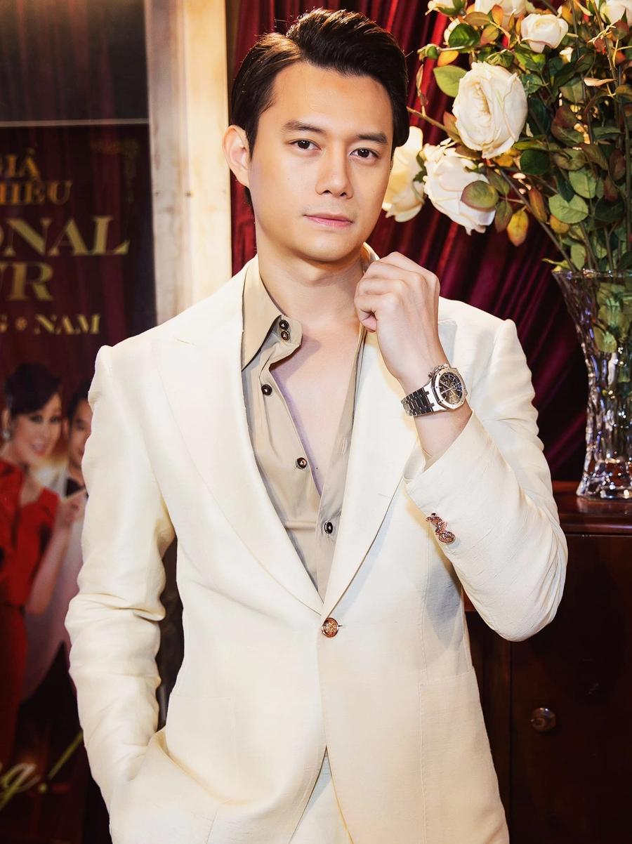 Phong cách của bạn trai Trương Ngọc Ánh - 6