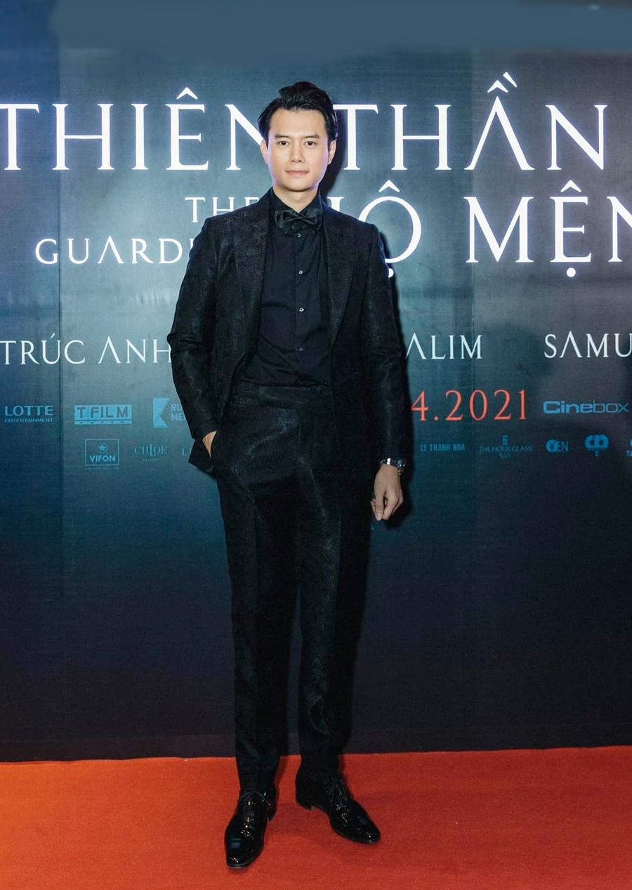 Phong cách của bạn trai Trương Ngọc Ánh