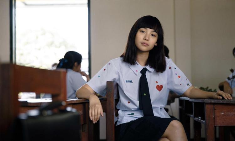 Kitty Chicha Amatayakul trong vai Nanno. Ảnh: Netflix.