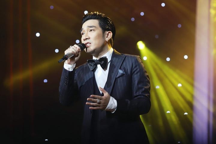 Ca sĩ Quang Hà đầu tư cho show mới hơn 10 tỷ đồng. Ảnh: Q.C.