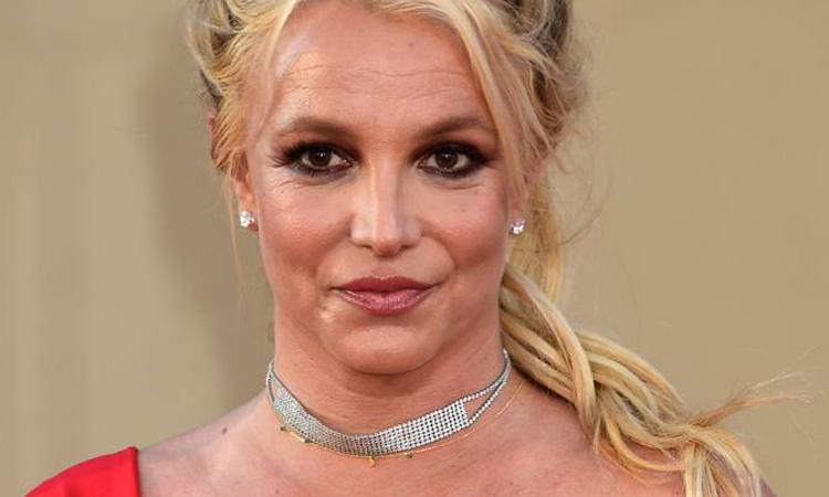 Ca sĩ Britney Spears. Ảnh: AFP.