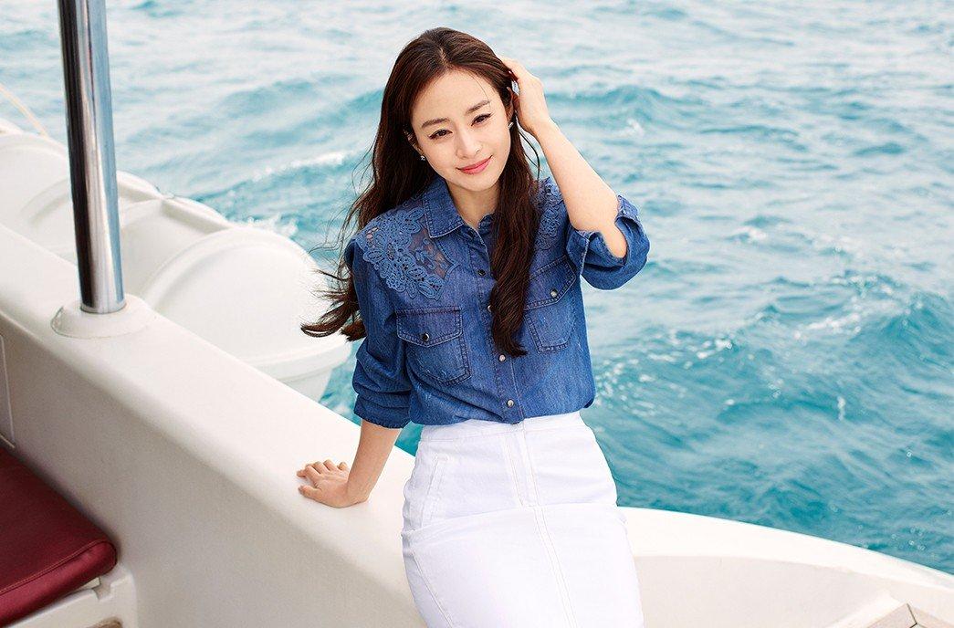 Sắc vóc Kim Tae Hee tuổi tứ tuần - 2