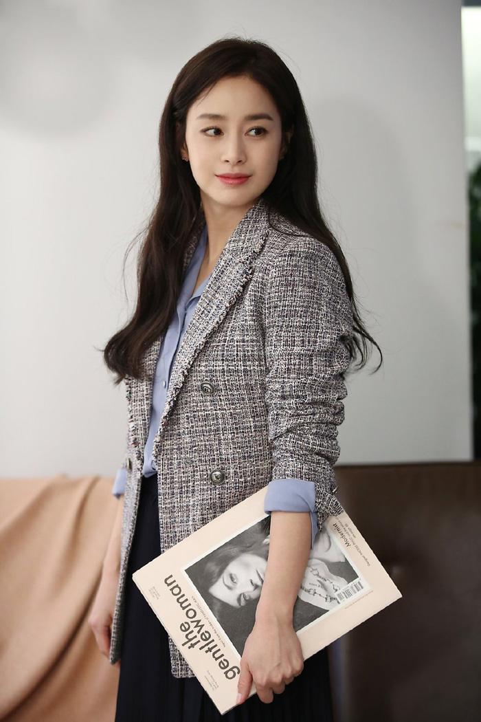 Sắc vóc Kim Tae Hee tuổi tứ tuần - 5
