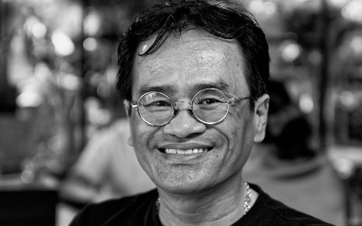Tác giả Nguyễn Hữu Hồng Minh. Ảnh nhân vật cung cấp.