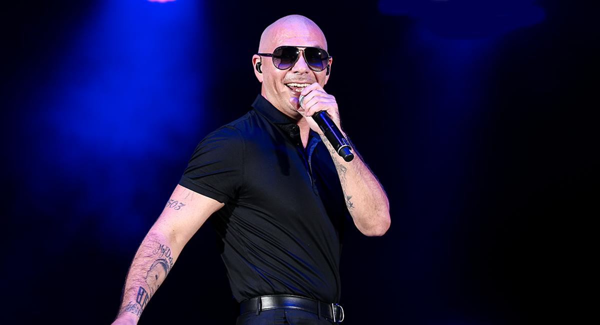 Ca sĩ, nhạc sĩ, nhà sản xuất Pitbull. Ảnh: AP.