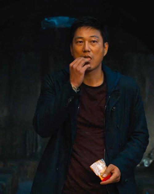 Tạo hình Sung Kang trong F9. Ảnh: Universal.