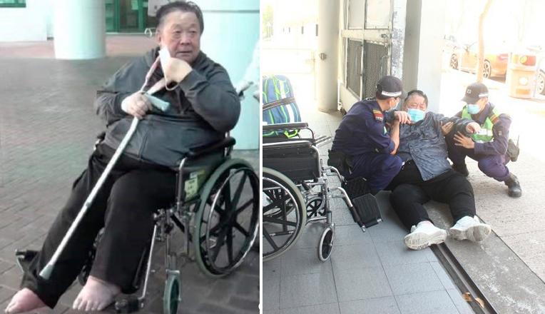 'Chu Bá Thông' Tần Hoàng nhập viện