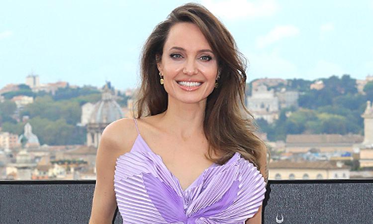 Nữ diễn viên Angelina Jolie. Ảnh: Hollywood Life.