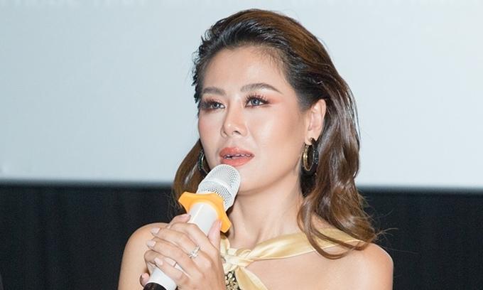 Diễn viên hài Nam Thư xin lỗi khán giả trưa 20/5 vì hành vi quảng cáo tiền ảo trên fanpage. Ảnh: Châu Châu.