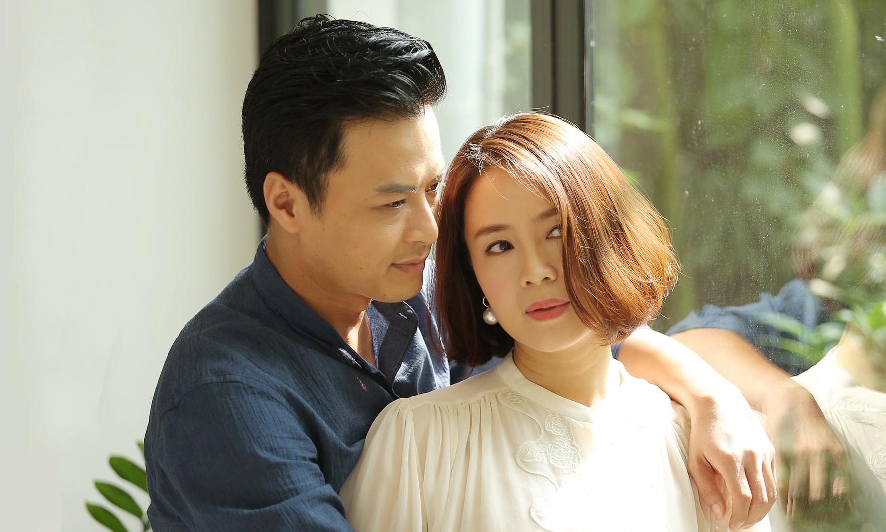 Nhiều khán giả mong tập cuối dành nhiều thời lượng hơn cho hai nhân vật Kiên (Hồng Đăng) và  Châu  (Hồng Diễm). Ảnh: VFC.
