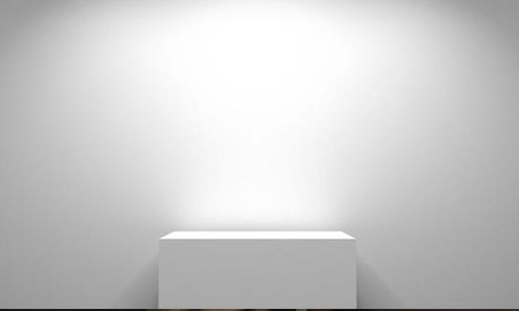 Tác phẩm Io Sono của Salvatore Garau. Ảnh: iStock.