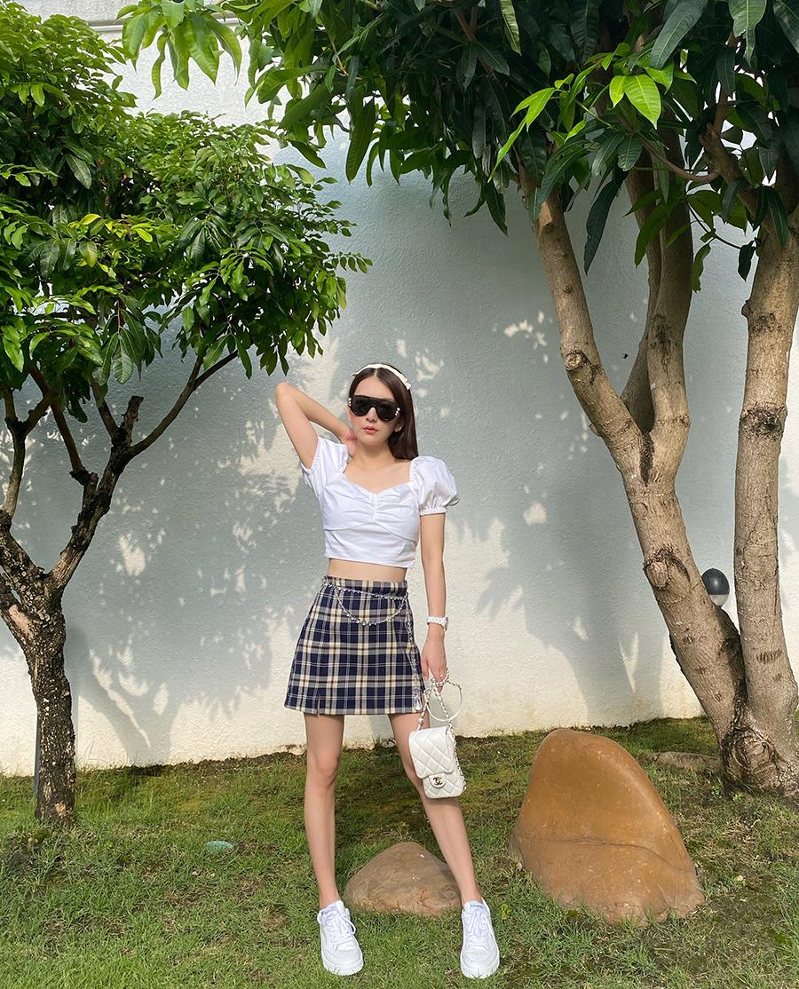 Nhan sắc vợ Quách Phú Thành tuổi 34 - 3