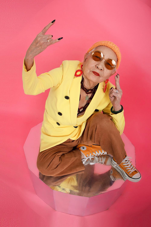 Wowy cho biết bà thường khuyên anh giữ nhiệt huyết với rap. Ảnh: Harry Vũ.