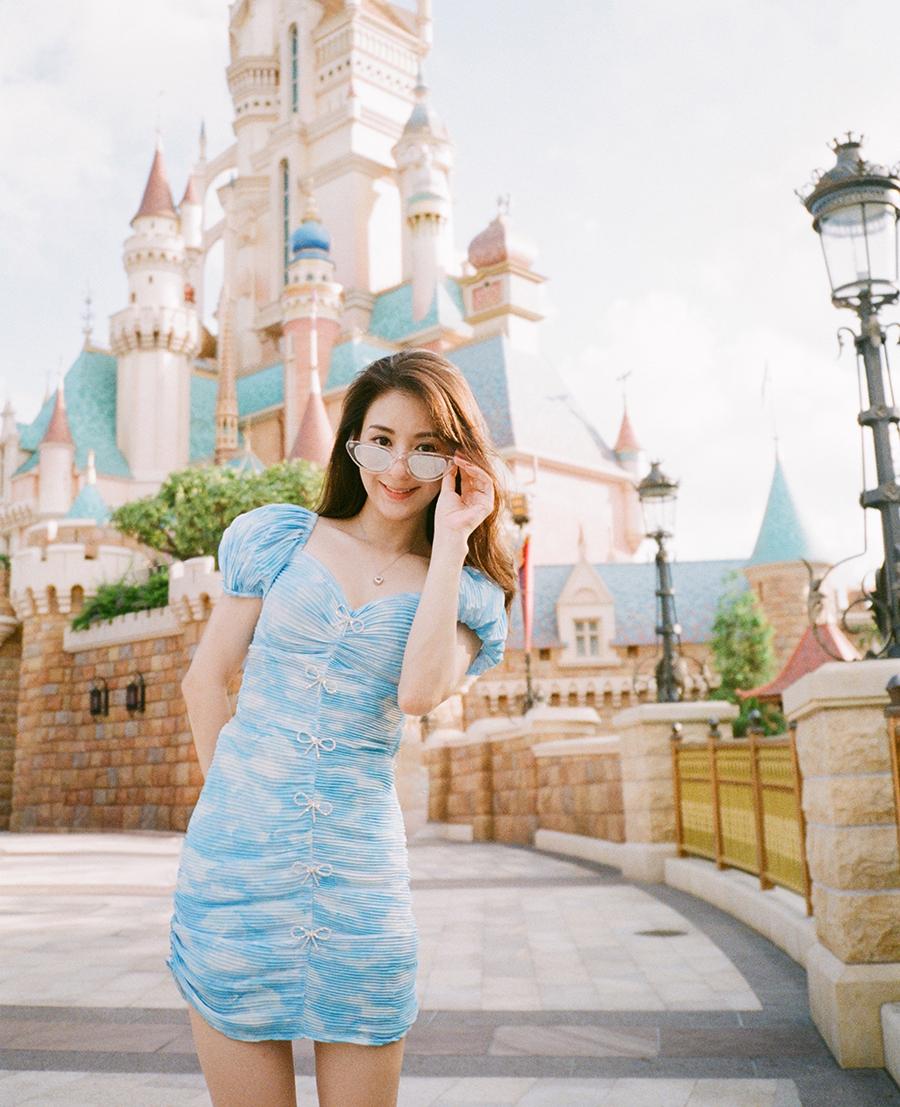 Nhan sắc vợ Quách Phú Thành tuổi 34