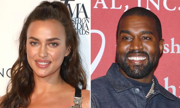 Theo People, Irina Shayk và Kanye West (phải) bắt đầu hẹn hò vài tuần gần đây sau khi nam rapper chia tay vợ Kim Kardashian. Hai người quen qua một show thời trang nhiều năm trước. Shayk từng đóng MV Power (2010) của West và làm