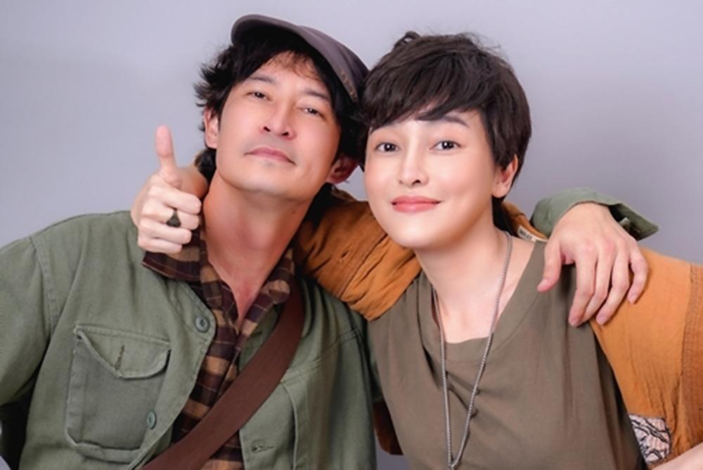 Huy Khánh đóng vai cha đơn thân