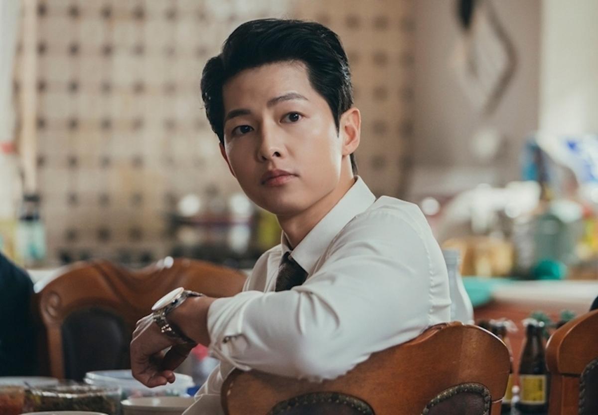 Phim Vincenzo được Netflix và nhiều đơn vị mua bản quyền phát sóng. Ảnh: tvN.