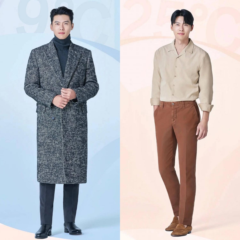 Phong độ Hyun Bin tuổi 39 - 8