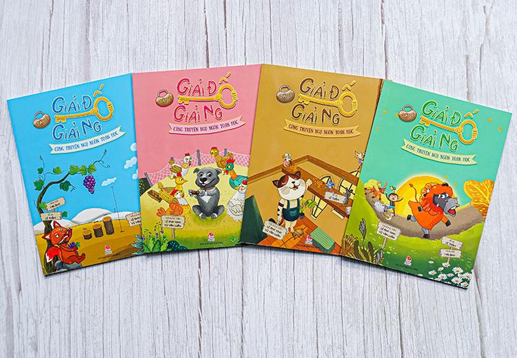 Sách được vẽ tranh minh họa bởi họa sĩ Đốm Đốm, Mai Anh.