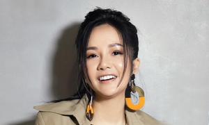Hồng Nhung: 'Tôi cảm kích tình người Sài Gòn trong dịch'