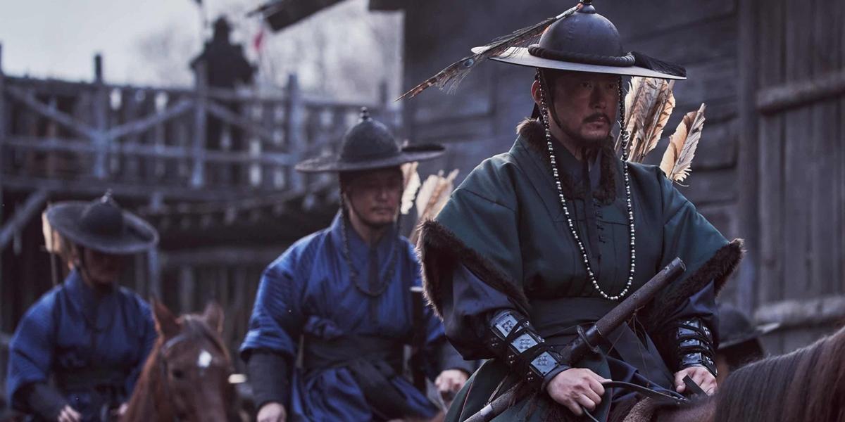 Kingdom: Ashin of the North được cho là lép vế so với hai phần trước. Ảnh: Netflix.