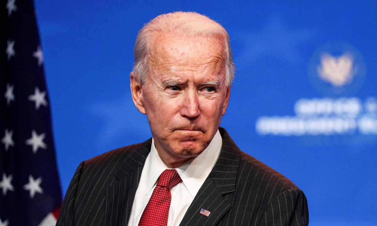 Tổng thống Mỹ đương nhiệm Joe Biden. Ảnh: Reuters.