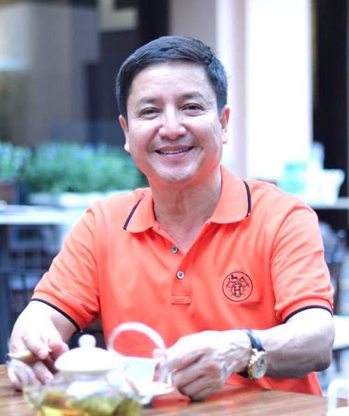 Nghệ sĩ Chí Trung. Ảnh: Facebook Pham Chi Trung.